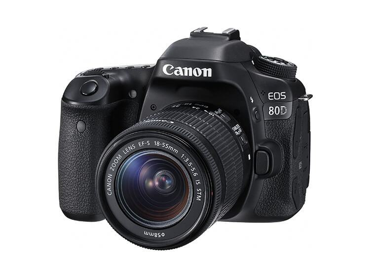 EOS Digital 80D