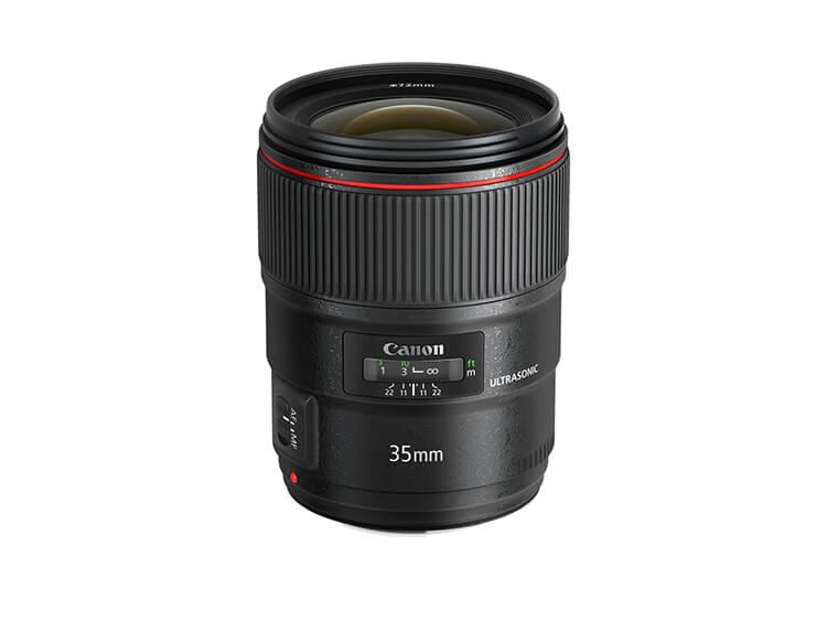 Gran Angular - EF 35mm f/1.4L II USM