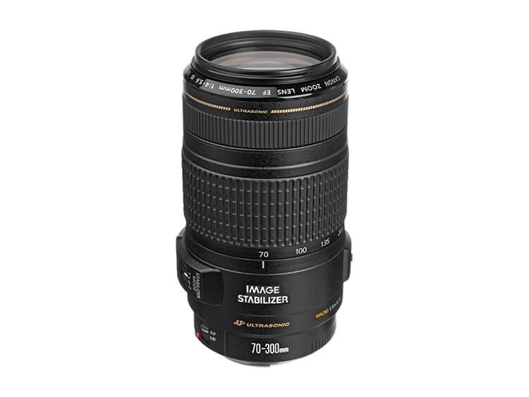 Zoom de Telefoto - EF 70-300mm f/4-5.6 IS USM