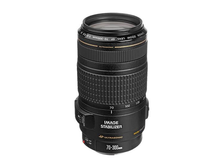 Zoom de Telefoto - EF 70-300mm f/4-5.6 IS USM