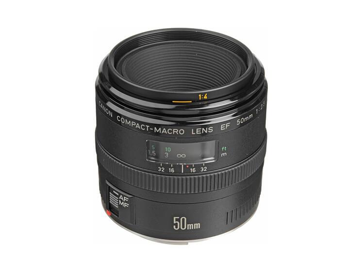 Macro - EF 50mm f/2.5 Compact Macro