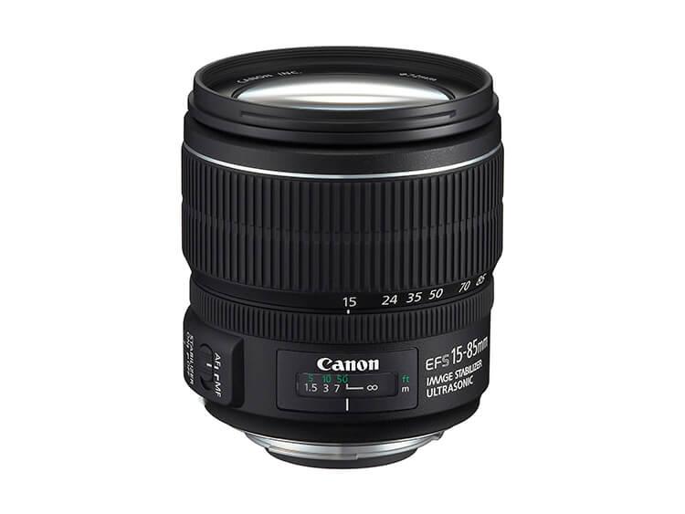 Zoom Estándar - EF-S 15-85mm f/3.5-5.6 IS USM