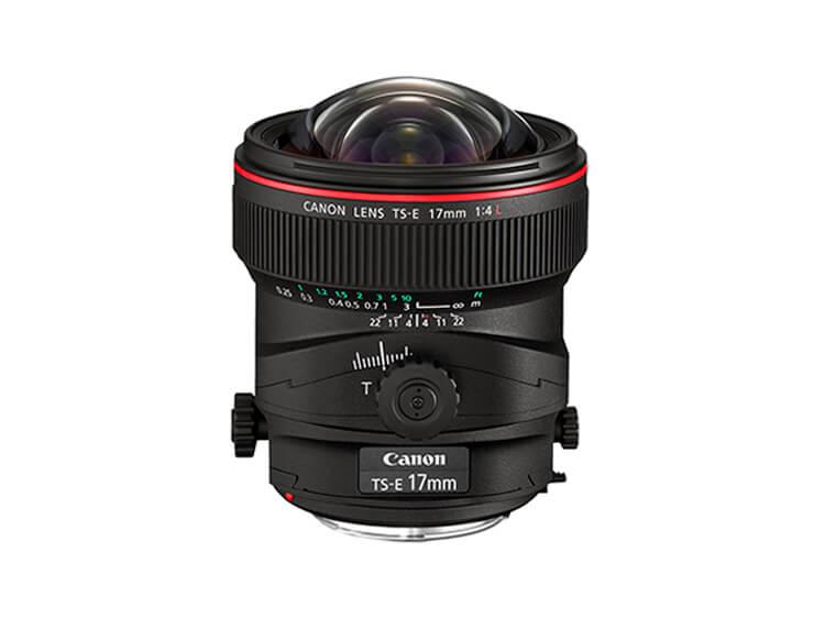 Tilt-Shift - TS-E 17mm f/4L