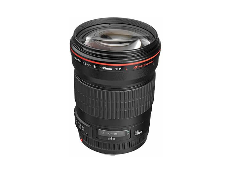 Telefoto - EF 135mm f/2L USM