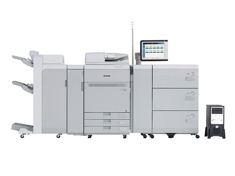 imagePRESS C750/C850