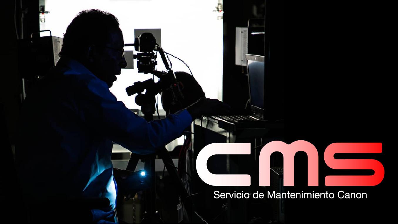 CMS Servicio de Mantenimiento Canon